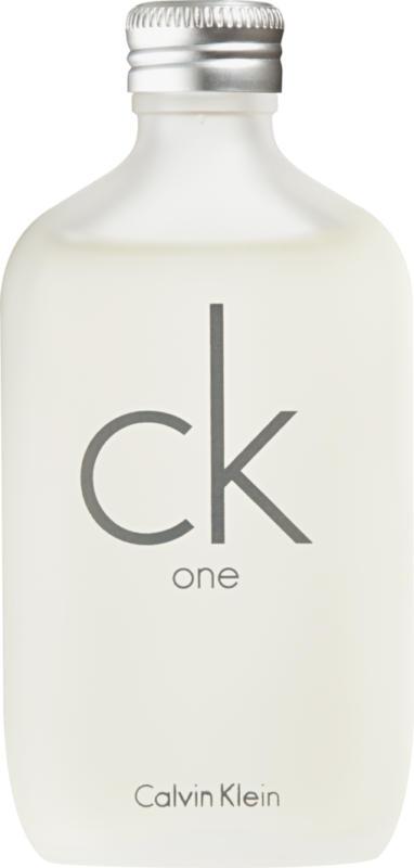 Calvin Klein, CK One, Eau de Toilette, Vapo, 100 ml
