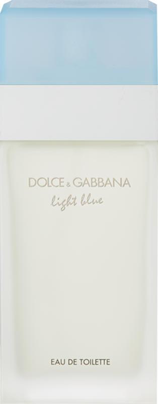 Dolce & Gabbana, Light Blue, Eau de Toilette, Vapo, 50 ml