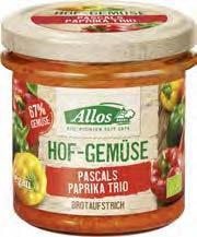"Allos Bio-Brotaufstrich ""Hof-Gemüse"""