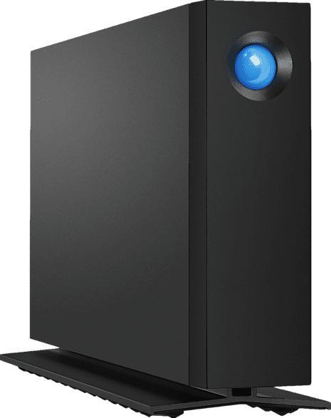 LACIE d2 Professional, 14 TB HDD, 3.5 Zoll, extern