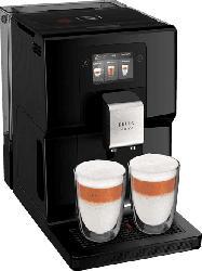 KRUPS EA 8738 Intuition Preference Kaffeevollautomat Schwarz