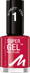 MANHATTAN Cosmetics Nagellack Super Gel Nail Polish Ladies Night 635