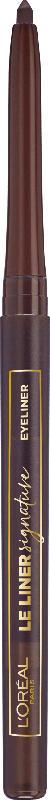 L'ORÉAL PARIS Eyeliner Le Liner Signature 05 Brown Denim