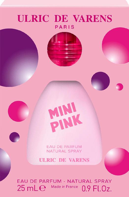 UdV - Ulric de Varens Eau de Parfum Mini Pink
