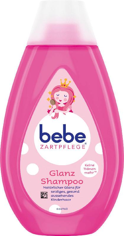 bebe Zartpflege Glanz-Shampoo
