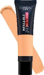 L'ORÉAL PARIS Make-up Infaillible 24H Matte Cover 135 Vanille Eclat/Radiant Vanilla