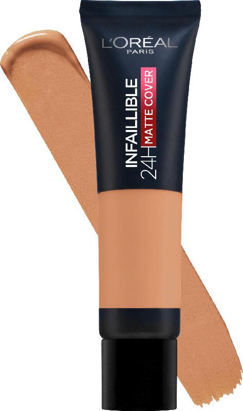 L'ORÉAL PARIS Make-up Infaillible 24H Matte Cover 260 Soleil Dore/Golden Sun