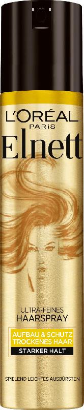Elnett Haarspray trockenes Haar