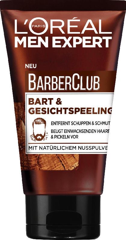 Barber Club Bartpeeling