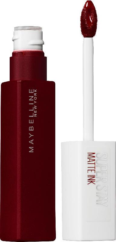 Maybelline New York Lippenstift Super Stay Matte Ink voyager 50