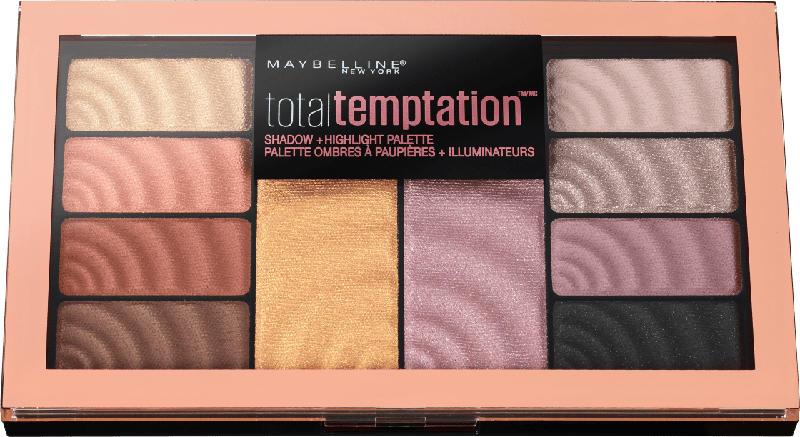 Maybelline New York Lidschattenpalette Total Temptation