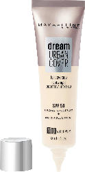 Maybelline New York Make-up Dream Urban Cover 100 warm ivory