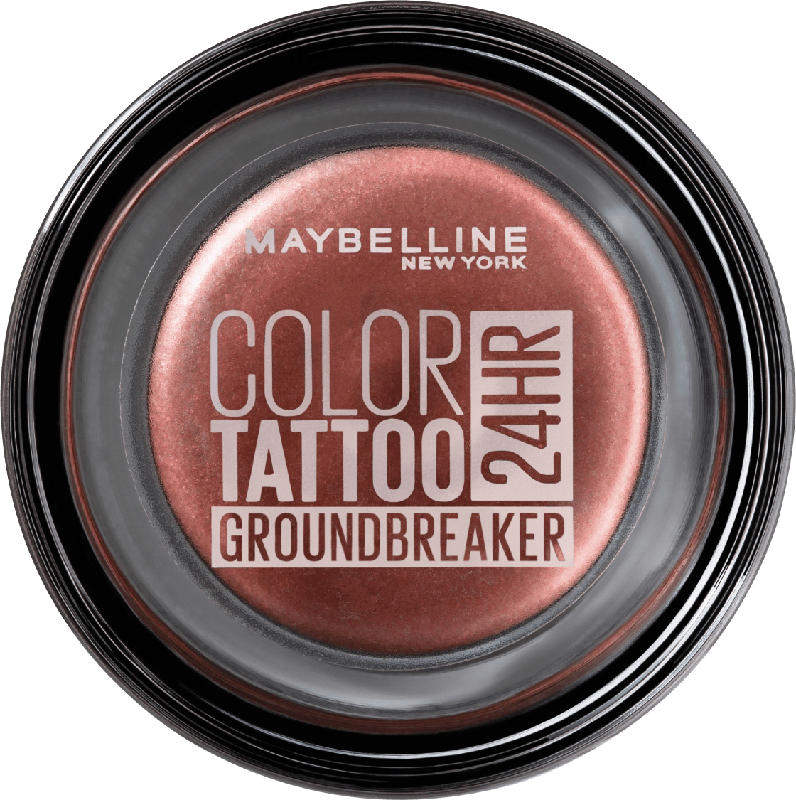 Maybelline New York Lidschatten Color Tattoo 230 Groundbreaker