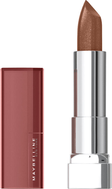 Maybelline New York Lippenstift Color Sensational the Creams 166 Copper Charge