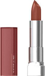 Maybelline New York Lippenstift Color Sensational the Creams 122 Brick Beat