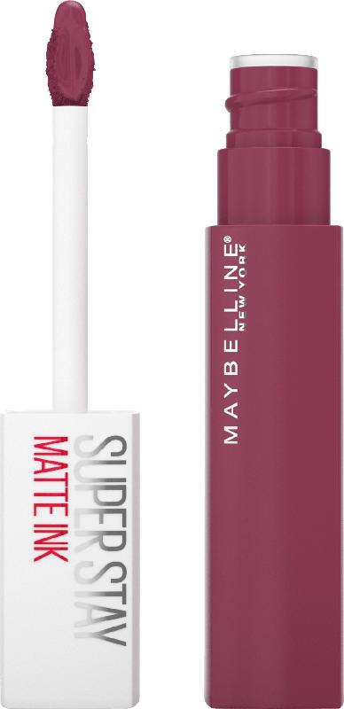 Maybelline New York Lippenstift Super Stay Matte Ink Successor 165