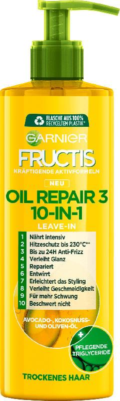 Fructis Haarkur 10-in-1 Leave-In Oil Repair