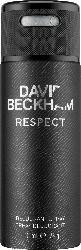 David Beckham Deo Spray Respect