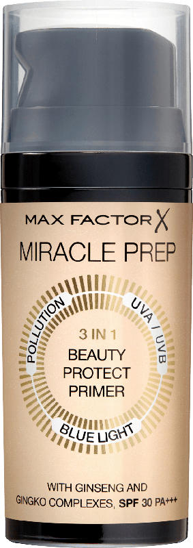 Max Factor Make-up Primer Miracle Prep 3in1 Beauty Protect