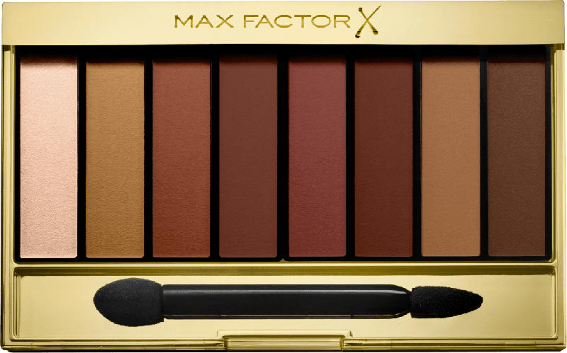 Max Factor Lidschattenpalette Masterpiece Nude Palette Matte Sunset 07