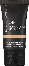MANHATTAN Cosmetics Make-up Powder Mat Fair 76