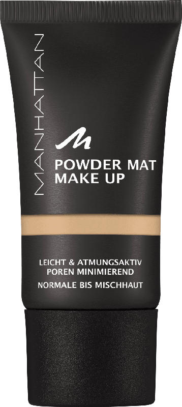 MANHATTAN Cosmetics Make-up Powder Mat Warm Ivory 79