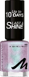 MANHATTAN Cosmetics Nagellack Last & Shine Mermaid Fantasy 050