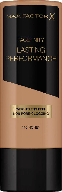 Max Factor Make-up Facefinity Lasting Performance Foundation Honey 110