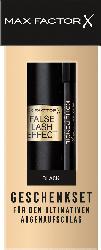 Max Factor Geschenk-Set False Lash Effect Mascara Black + Kohl Kajal Black 20