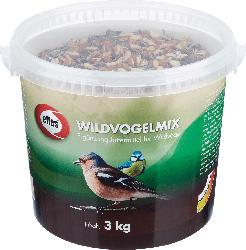 elles Futter für Vögel, Wildvogelmix Eimer