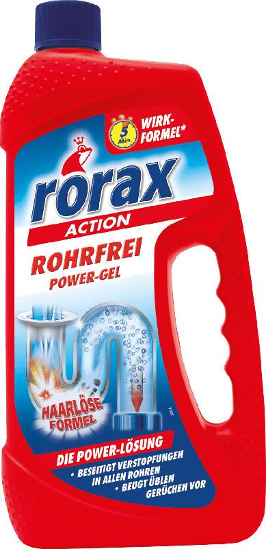 rorax Rohrreiniger Power-Gel