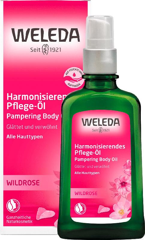 Weleda Körperöl Wildrose Harmonisierendes Pflege-Öl