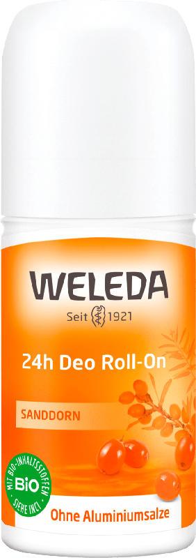 Weleda Deo Roll On Deodorant Sanddorn@