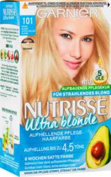 Nutrisse Haarfarbe Extra helles Blond 101