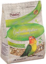 FIDELIO Hauptfutter für Großsittiche