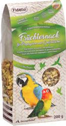 FIDELIO Snack für Papageien und Großsittiche, Frucht