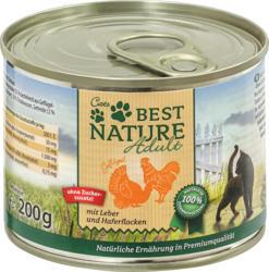 Cats Best Nature Nassfutter für Katzen, Adult, Geflügel und Leber