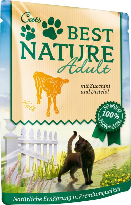 Cats Best Nature Kalb & Zucchini