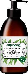 alkmene Bodylotion Feuchtigkeit Bio Aloe Vera