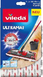 Vileda Bodentücher Ersatzbezug UltraMat 2in1