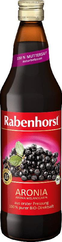 Rabenhorst Direktsaft, Aronia Saft