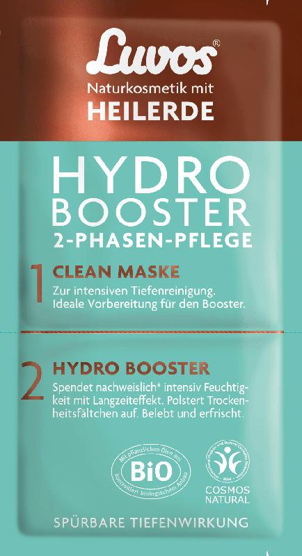Luvos Heilerde Luvos Clean Maske mit Hydro Booster