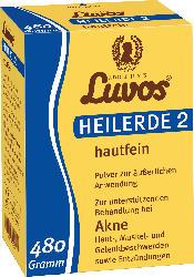 Luvos Heilerde Heilerde 2 hautfein äußerlich