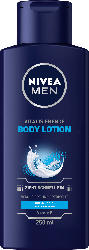 NIVEA MEN Körperlotion Revitalisierend