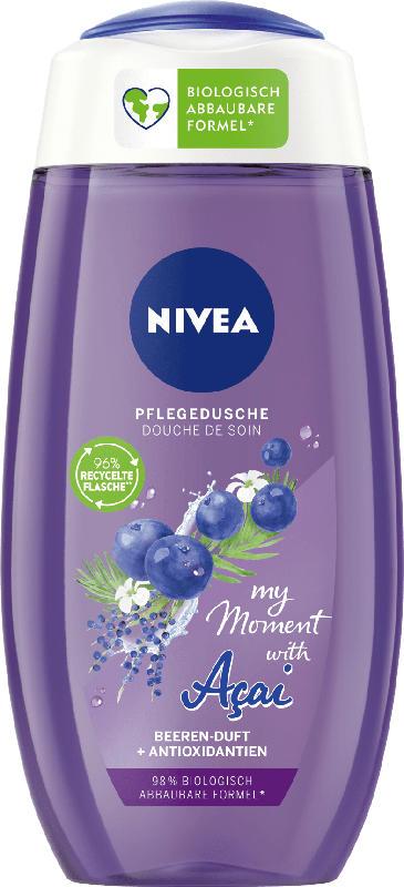 NIVEA Duschgel my Moment with Acai