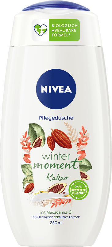 NIVEA Cremedusche Wintermoment Kakao