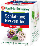 dm-drogerie markt Bad Heilbrunner Arznei-Tee, Schlaf- & Nerven-Tee (8 x 1,75 g)