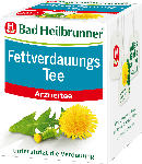 dm-drogerie markt Bad Heilbrunner Arznei-Tee, Fettverdauungs-Tee (8 x 1,8 g)