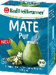 dm-drogerie markt Bad Heilbrunner Tee Bio Mate Pur (15 x 1,8 g)