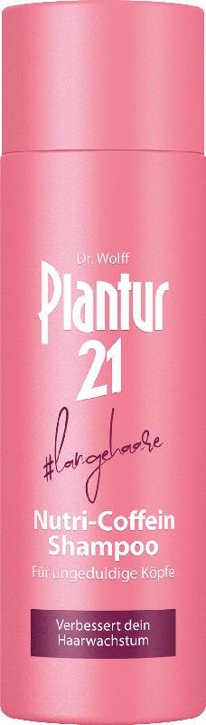 Plantur 21 Shampoo Nutri-Coffein #langehaare